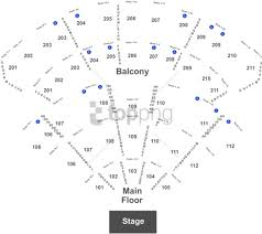 Rosemont Theater Seating Chart Download Free Png Download Seat Number Rosemont Theater