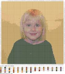 Cross Stitch Pattern Generator