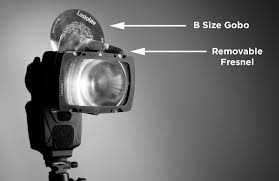 Gobo Photography Lighting Four Different Modifiers Dedpxl