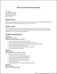 Executive Assistant Career Objective Management Resume Objective Statement Pohlazeniduse