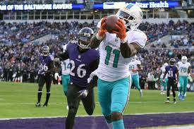 Miami Dolphins Depth Chart Projections Wide Receiver The
