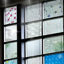 Sichtschutzfolie Milchglasfolie Fensterfolie Dekofolie Konzept