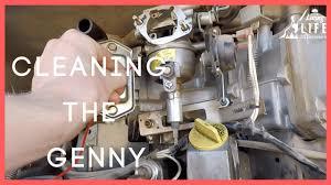 cleaning a carburetor on an onan 5500 generator motorhome generator  at Owen 700 Watt Generator For Motorhome Wiring Schematic