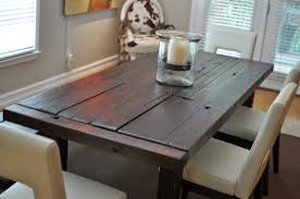 rustic dining room tables and chairs. \u201cThe Clayton\u201d Custom, Handmade Dining Table With Extra Distressing Features $1700 Rustic Room Tables And Chairs N