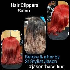hair clippers salon closed 28