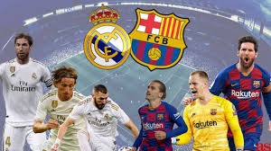 real madrid vs barcelona how and where