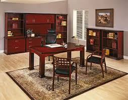 office desks wood. Mendocino Mahogany Wood Office Furniture Desks E