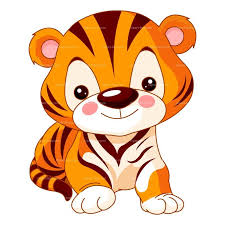 cute animated baby tigers. Brilliant Baby Tiger Clipart  Free Large Images More On Cute Animated Baby Tigers E