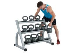 york kettlebells. york cast iron kettlebell set 4-32kg and rack kettlebells