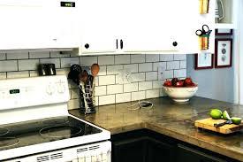 subway tile backsplash subway tile kitchen white subway tile pictures edges dark cabinets kitchen