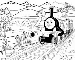 Discover free fun coloring pages inspired by thomas and friends. Thomas Train Coloring Pages Free Printable Thomas The Tank Engine Coloring Home
