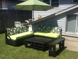 Diy Patio Furniture Homemade Patio Furniture My Husband And I Made A Lot Of Work But