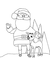 Small Picture Santa Hat Coloring Pages Coloring Page