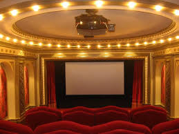 Designing home theater