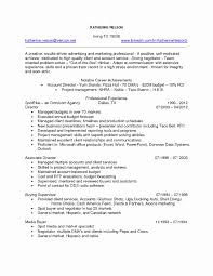 Advertising Account Manager Resume 24 New Account Manager Resume Sample Resume Writing Tips Resume 24