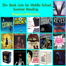 best books for middle 7th grade reading lists 8th grade summer reading lists