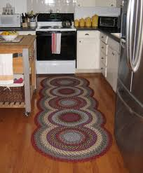 vibrant l shaped kitchen rug here s what no one tells you about rugs for kitchens