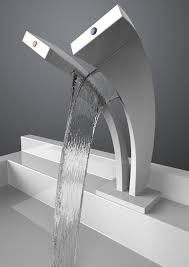 Dual Stream Faucet Lets You See the Hot and Cold Streams bine