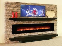 electric fireplace ideas with tv above electric fireplace with stone surround and above fireplace mantel ideas living room ideas with electric fireplace and