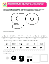 Sight Word It Worksheets I Am A Sight Words 2nd Grade Dolch Sight ...