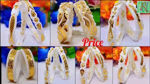 Sakha Design Gold Latest Sakha Badhano Design With Price Gold Sankha With