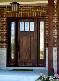 mission style front doorFabulous Front Door Glass Styles 53 In Interior Design For Home