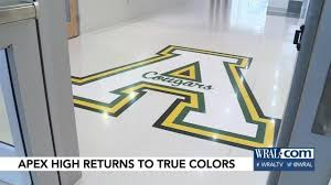 Apex High School Returning To True Colors With Return Of