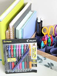 diy office supplies. Follow This Tutorial To Make A Simple Upcycled Desktop Pen Organizer. Keep Your Desk Clear Diy Office Supplies S