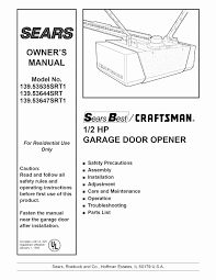 sears craftsman remote garage door opener manual beautiful 32 sears craftsman garage door opener keypad craftsman