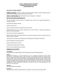 Hvac Resume Examples Trucking Dispatcher Job Description Resume Sample Hvac Pictures HD 82