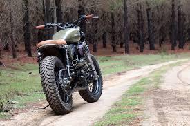 harley davidson scrambler by gasoline motor co bikebrewers com
