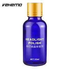 <b>30ML Cars Headlight</b> Polish Liquid <b>Restoration</b> Kit <b>Headlight</b> ...