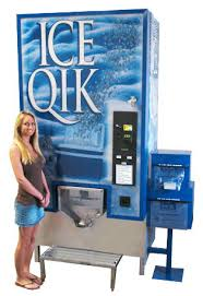 Mobile Ice Vending Machines Gorgeous Ice Machines International And Ice Qik Ice Machines