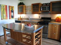 Kitchen Island For Small Kitchen Small Kitchen Organization Solutions Ideas Hgtv Pictures Hgtv