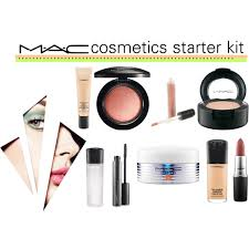 mac cosmetics starter kit