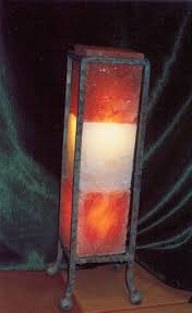 salt lamp european big