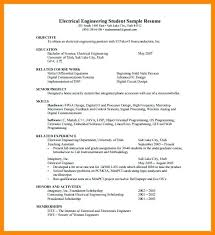 Sample Resume Pdf Custom Sample Resume Pdf Elephantroom Creative