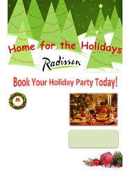 Sample Of Flyer Sample Holiday Event Flyer Free Download