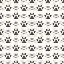 Paw Print Pattern Amazing Design