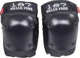 187 Killer Pads Fly Skate Knee Pads