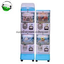 Gashapon Vending Machine Best China Capsule ToyCapsule Gashapon Vending MachineCoin Operated