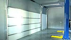 garage door zero opener low profile ceiling openers electric headroom cle chamberlain with double a clearance