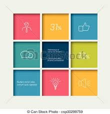 tab, schedule, box diagram template infographics element simply Pure Substance Diagram at Element Box Diagram