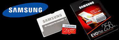Bán Thẻ Nhớ Samsung EVO Plus Chính Hãng Giá Tốt ❤ Bảo hành 5 năm