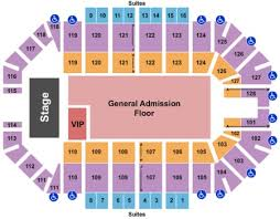Ford Arena Beaumont Tx Seating Chart Ford Arena Tickets Ford Arena In Beaumont Tx At Gamestub
