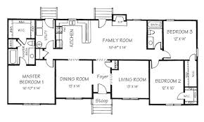 old southern homes floor plans