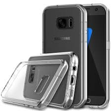samsung galaxy s7 case. jetech samsung galaxy s7 case (crystal clear)