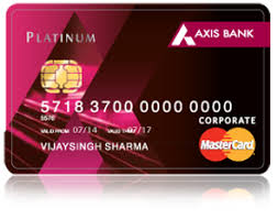 Click submit button to complete your registration process. Platinum Credit Card Platinum Visa Credit Card India Axis Bank Platinum Credit Card Credit Card Fees Axis Bank