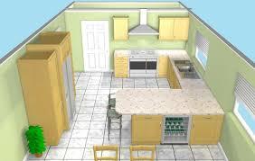 Great Kitchen Layout Design Free Online Kitchen Design