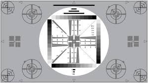 Hdtv Chart Hdtv Universal Test Chart 16 9 Ye0117_3nh